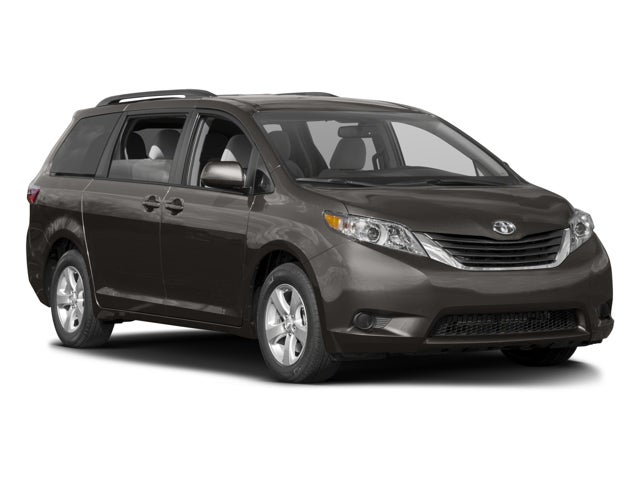 2016 toyota sienna 5dr 8 pass van le fwd clarksville. Black Bedroom Furniture Sets. Home Design Ideas