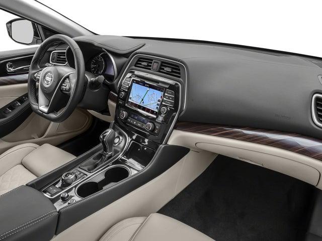 2017 Nissan Maxima Sl In Clarksville Md Antwerpen Toyota