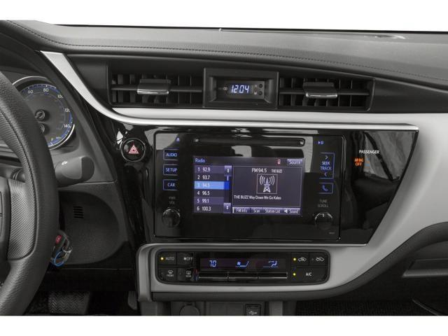 2019 Toyota Corolla Se Manual Toyota Dealer Serving Clarksville Md