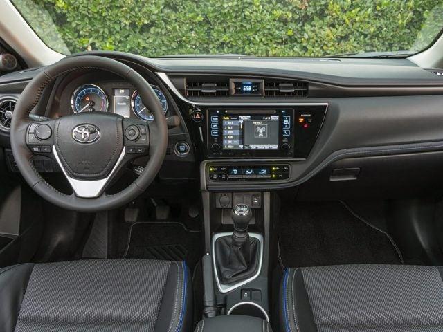 2019 Toyota Corolla Se Cvt Toyota Dealer Serving Clarksville Md