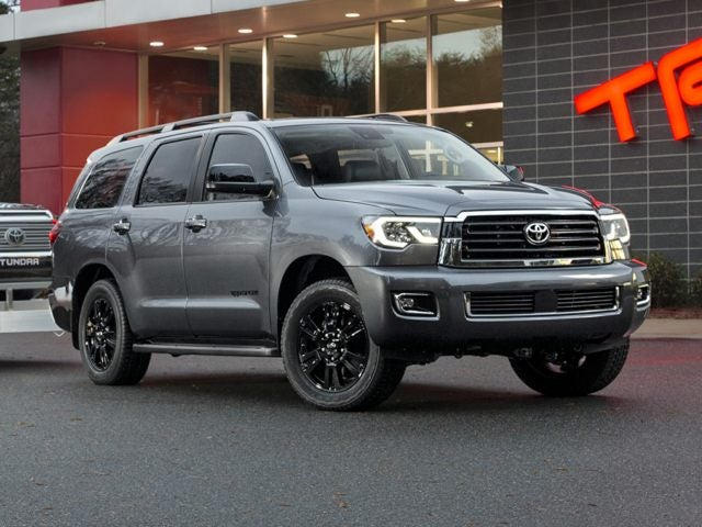 2018 Toyota Sequoia >> 2018 Toyota Sequoia Limited 4WD - Toyota dealer serving Clarksville MD – New and Used Toyota ...