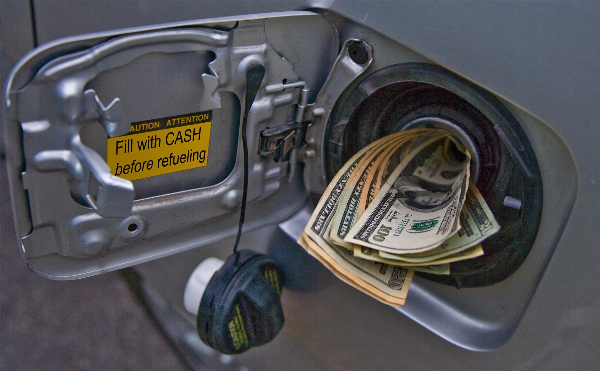 gas per mileage