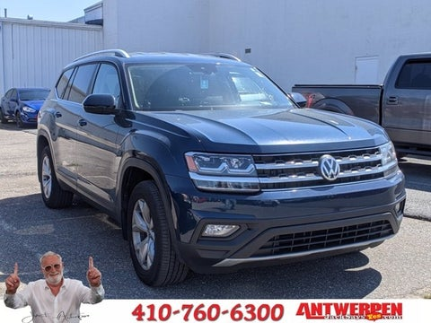 Used Volkswagen Atlas Pasadena Md